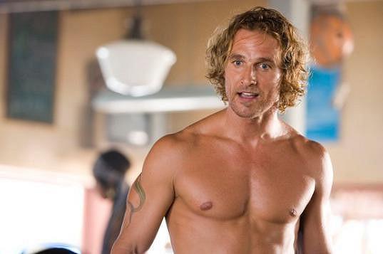 Matthew McConaughey se rozpovídal o svých rodičích.