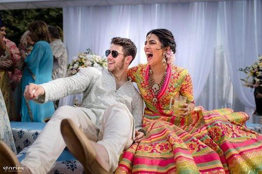 Priyanka a Nick už jsou manželé.