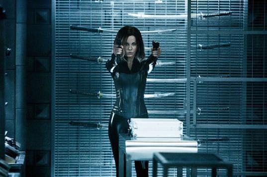 Osudová pro ni byla také hororová série Underworld.