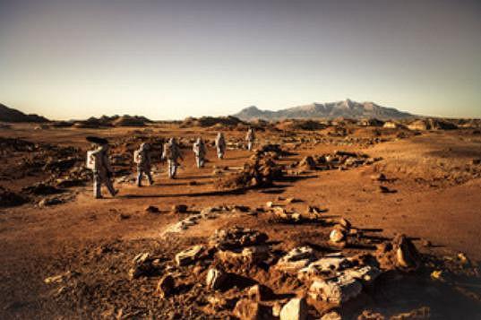 Natáčelo se v Utahu v přírodní rezervaci.