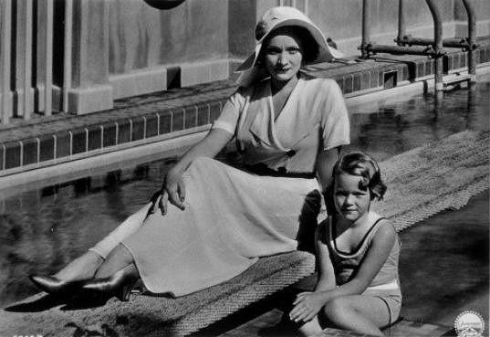 Vztah Marlene s její dcerou nebyl harmonický...