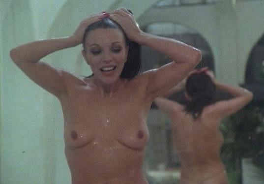Joan Collins ve snímku podle novely své sestry The Stud.