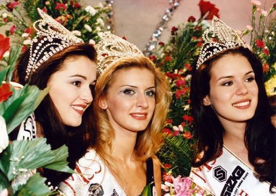 Petra Minářová v roce 1996 porazila Ivu Kubelkovu a stala se královnou krásy.