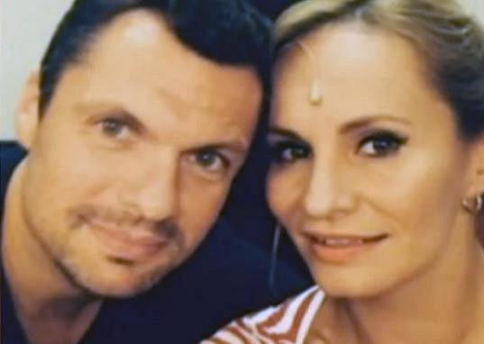 Zamilovaná Monika Absolonová se pochlubila společnou fotkou s Tomášem Hornou.