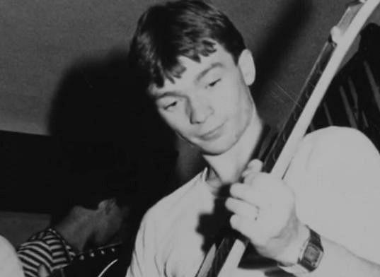 Michael Hofbauer nebyl jen dětským hercem, ale i muzikantem.