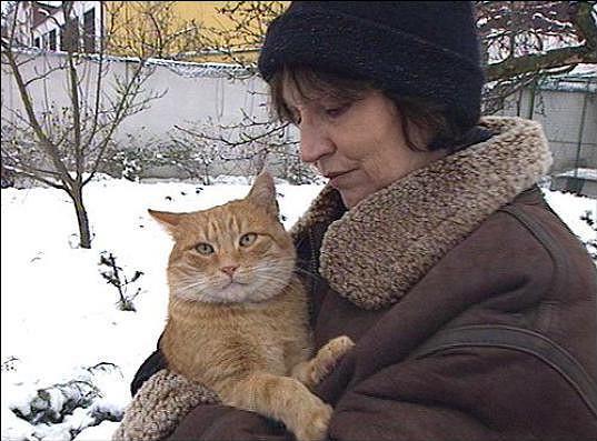 Marta Kubišová díky pořadu pomohla tisícům opuštěných koček a psů.