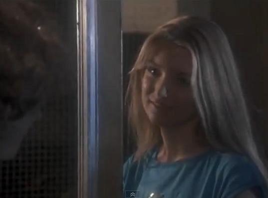 Eva v roce 1985 ve filmu Fontána pre Zuzanu.