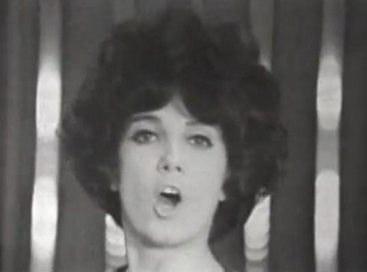 Marie Rottrová ve svých devětadvaceti letech