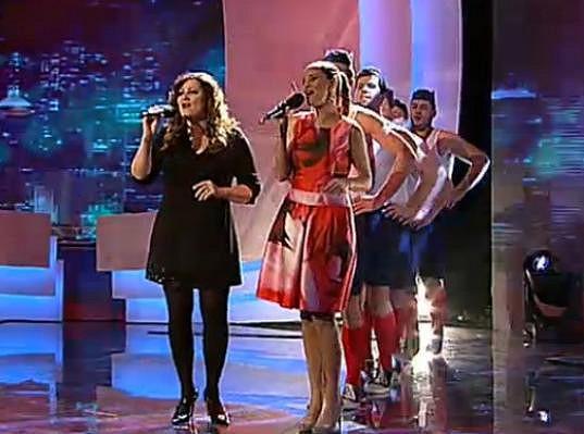 Některým divákům Csáková připomínala Halinu Pawlowskou.