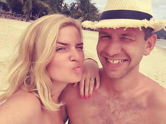 Potomka s přítelem počali na dovolené v Thajsku.