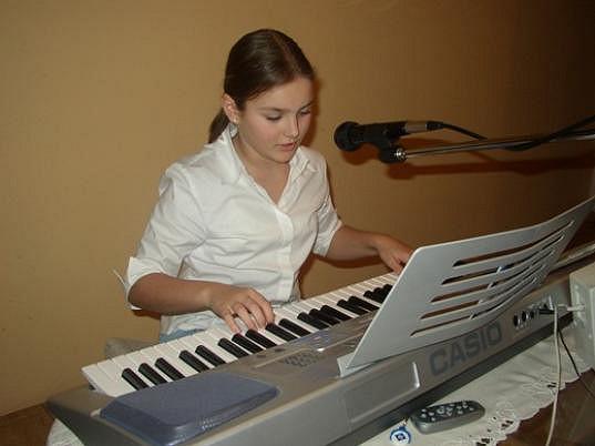 K hudbě měla blízko už od útlého dětství.