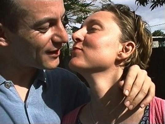 Jason Isaacs se podělil o archivní snímek s manželkou z doby těsně předtím, než začal abstinovat.