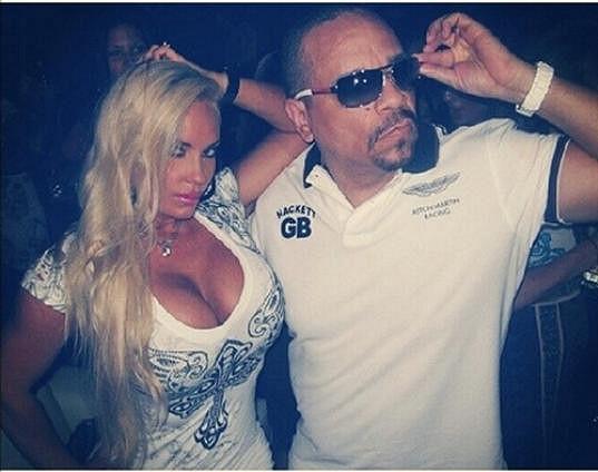 Coco a její manžel Ice-T