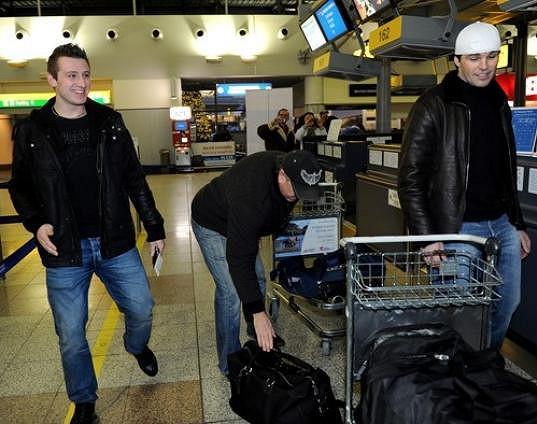 Tlustý a Jágr jsou oba odchovanci HC Kladno a staří známí.