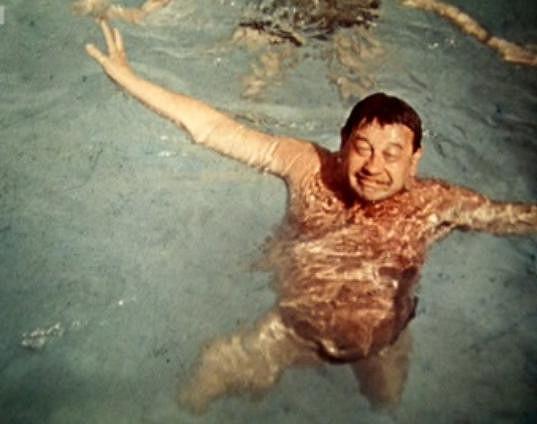 Hlinomaz miloval moře. A právě na dovolené nakonec předčasně zemřel, když mu puklo srdce.