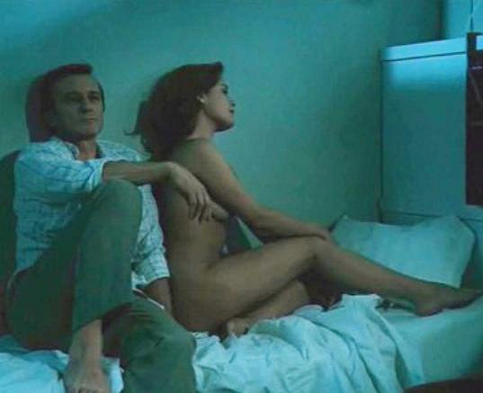 Magda Vášáryová s Radkem Brzobohatým ve filmu Temné slunce