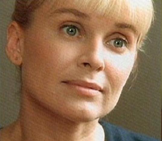 Ingrid Timková je krásná žena.
