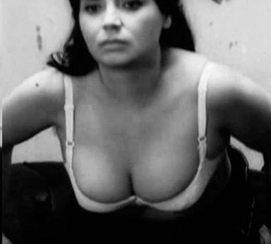 Miriam Kantorková byla za mlada velká kočka.