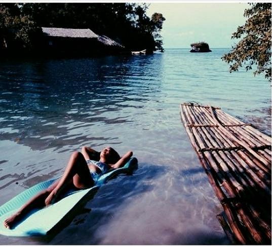 Beyoncé na Jamajce.