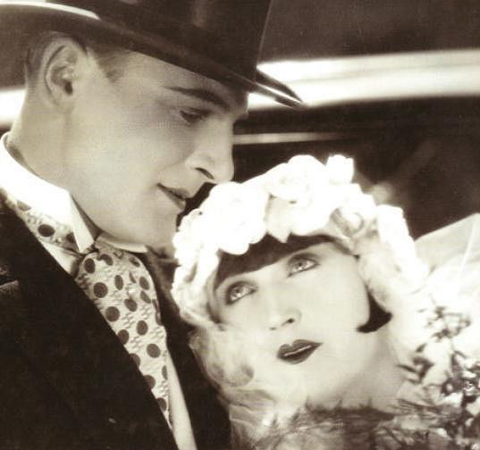 Oscar Marion a Suzanne Marwille ve filmu Varhaník u sv. Víta (1929)