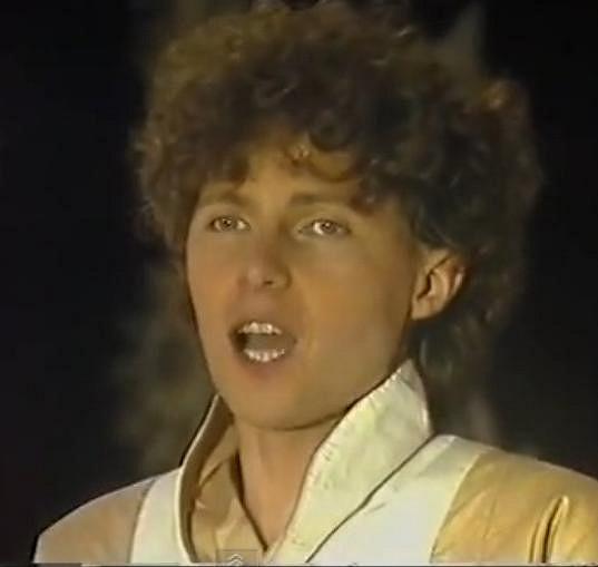 Peter Nagy v roce 1984