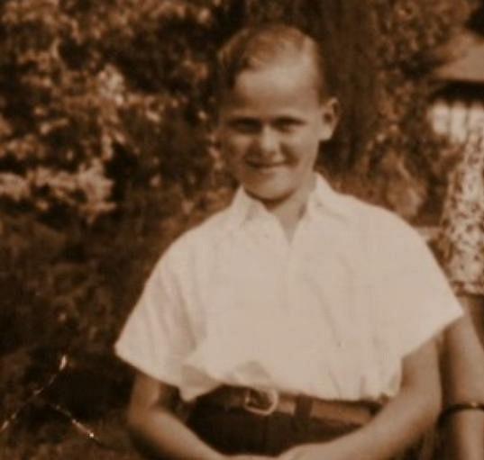 Malý Eda chtěl být odmalička hercem.
