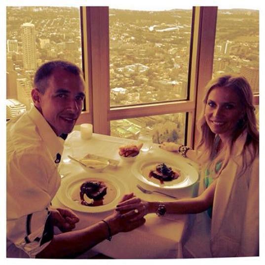 Romantické večeře ve dvou milují.