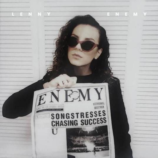 Nová skladba zpěvačky a videoklip Enemy vstupuje na evropský hudební trh.