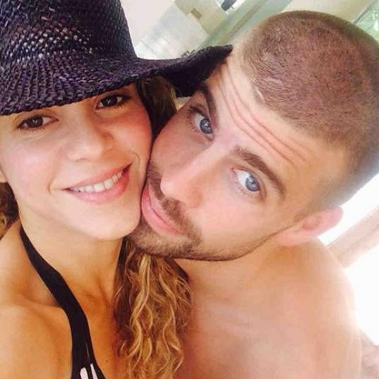 Shakira a Gerard Pique jsou pořád jako dvě hrdličky.