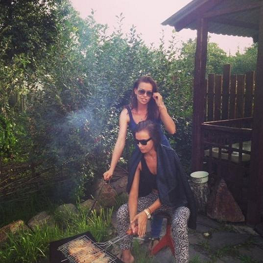 Irina se stejně krásnou sestrou