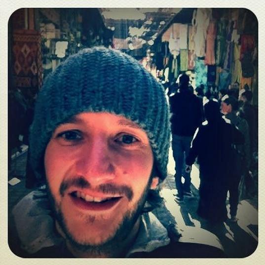 Snímky jsou z dovolené v Maroku.
