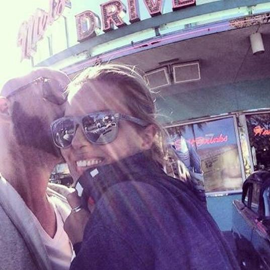 Simona s manželem Karlem si Floridu naplno užívají.