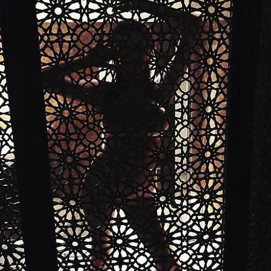 Ornella Koktová se nechala vyfotit nahá.
