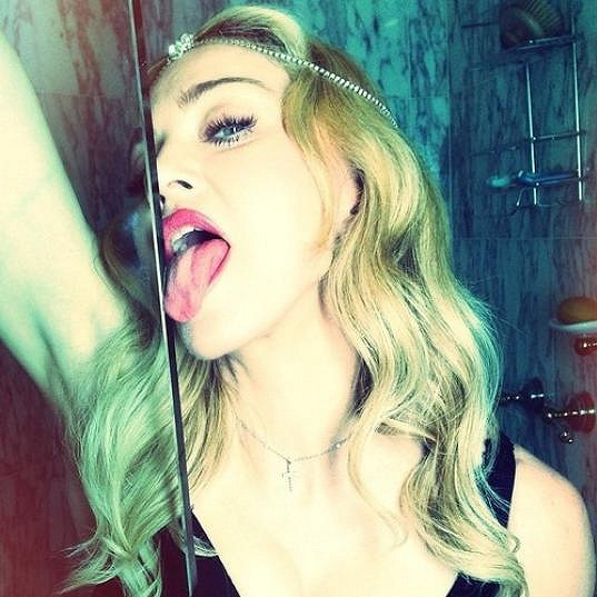 Madonna nechce stárnout.