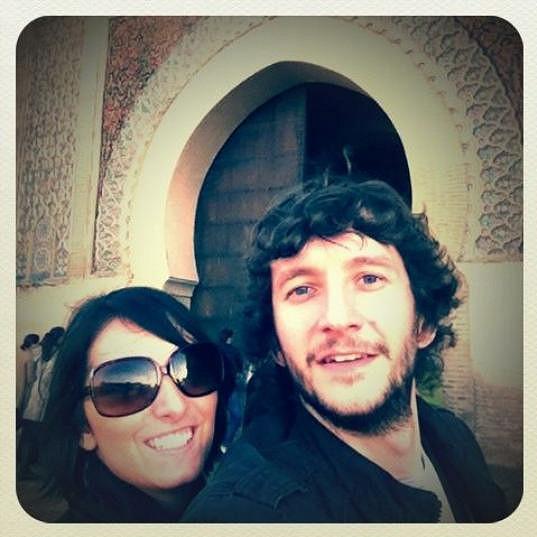 Václav a Monika spolu chodí už sedmý rok.