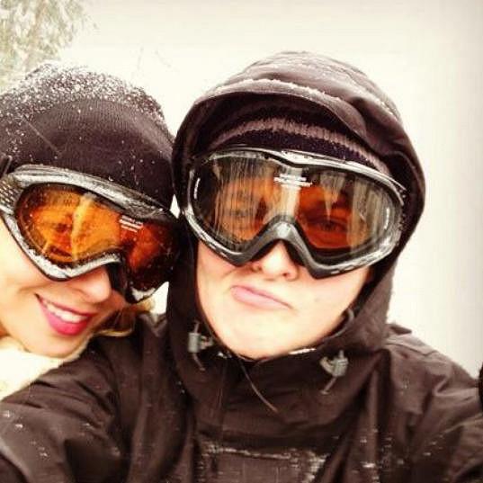 Kateřina a Kamil jsou hezký páreček.