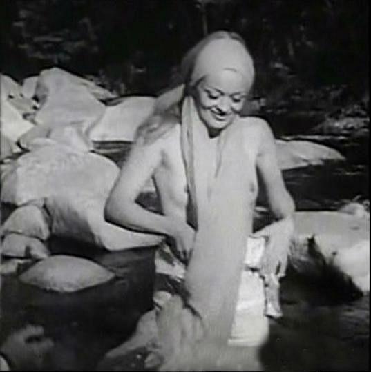 Jana Brejchová ve své nejodvážnější scéně.