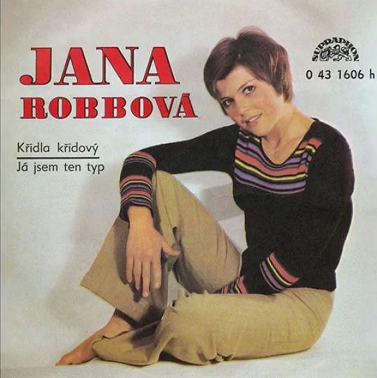 Od všech svých kolegyň v normalizované pop music se Jana Robbová výrazně lišila.