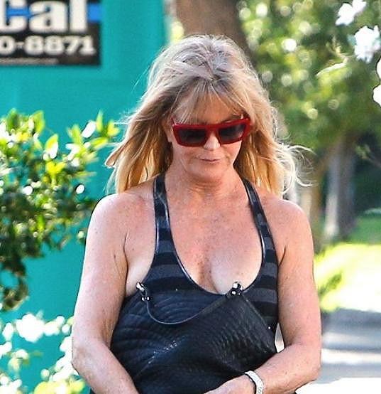 Goldie Hawn ji nenosí...