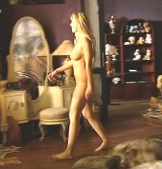 Úplně nahá se ukázala v Brabcově snímku Aljona.