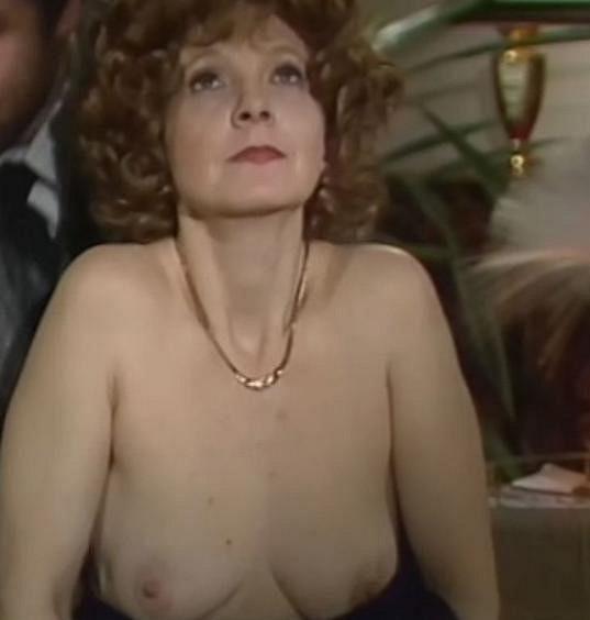 Daniela Kolářová se odhalila v televizní adaptaci Havlovi hry Vernisáž.