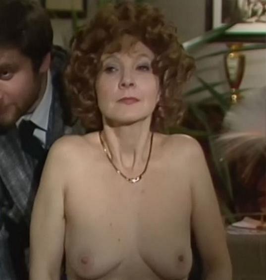 Daniela Kolářová se na filmovém plátně moc často nesvlékala.