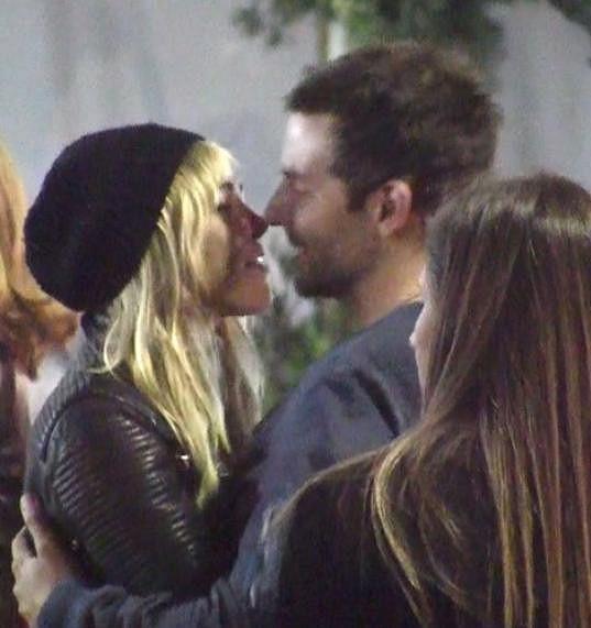 Bradley Cooper s přítelkyní Suki Waterhouse