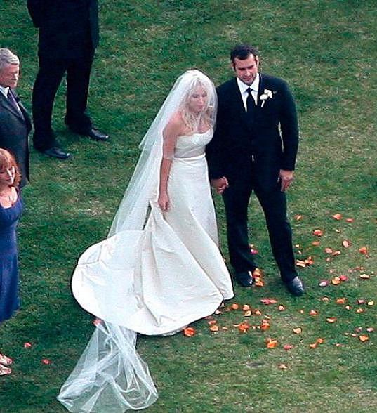Od svatby, kterou měli v Malibu, už uteklo 8 roků.