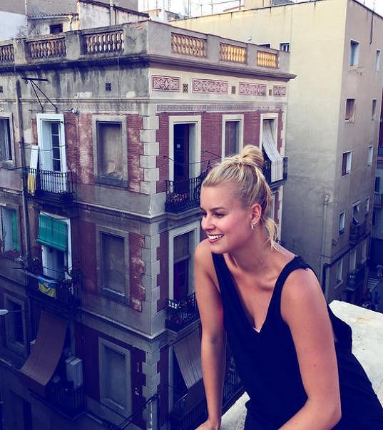 Krásné vzpomínky bude mít i na návštěvu Barcelony.