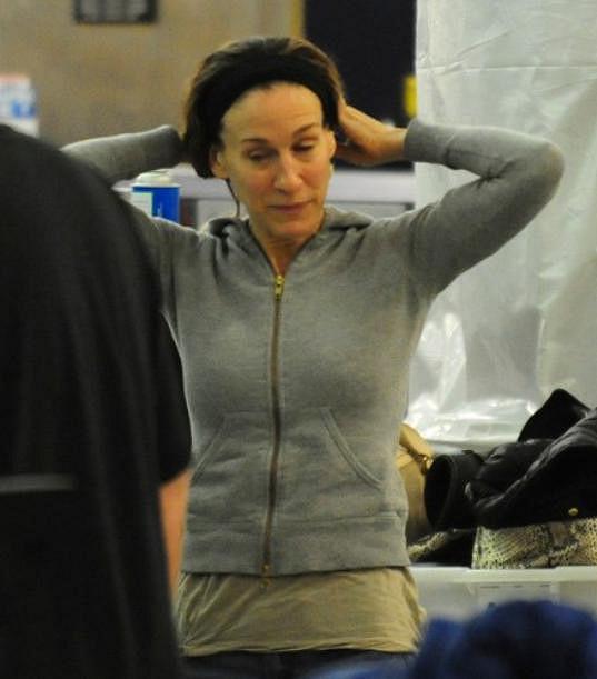 Takhle herečka vypadá v civilu.