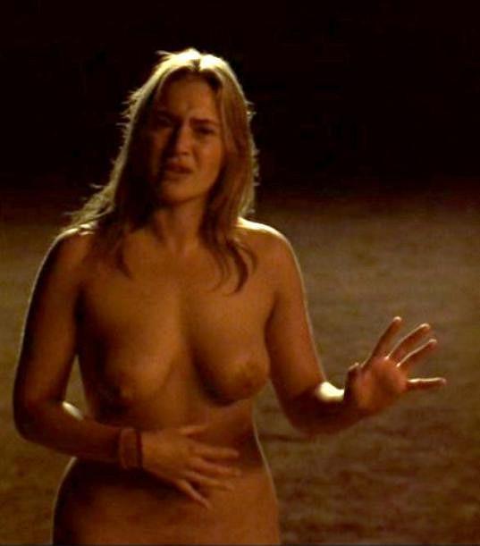 Nahá Kate ve filmu Jako dým (1999)