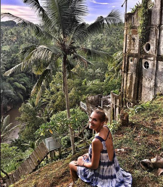 Na Bali se vrací pravidelně.