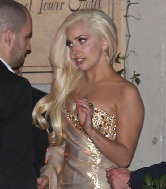 Lady Gaga předvedla vrcholnou eleganci.