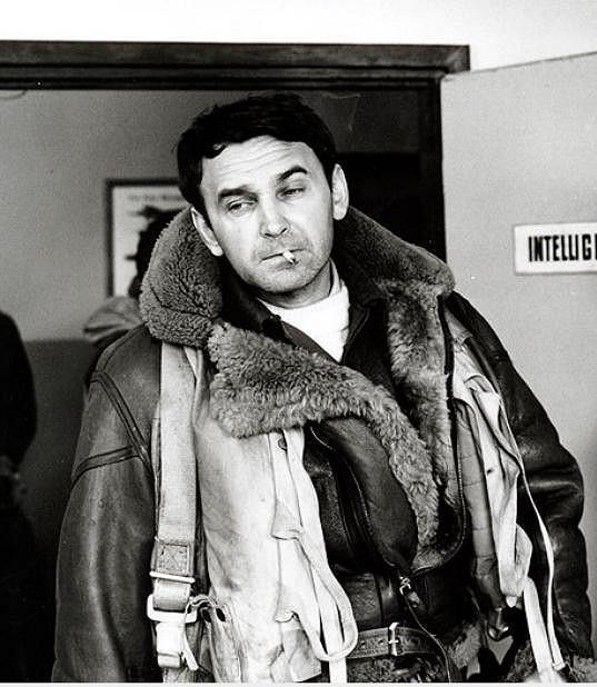 Svatopluk Matyáš ve filmu Nebeští jezdci (1968)